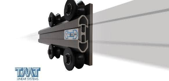 Profilschienen der Familie Speedy Rail TMT