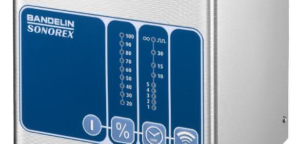 Neben der bewährten Anwendung für die Reinigung wurde das Ultraschallbad Sonorex DA 300 speziell für die Probenvorbereitung entwickelt.