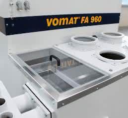 Vomat-Anlage FA 960 KSS-Filter