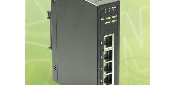 Ethernet Switch: Platzsparend vernetzen