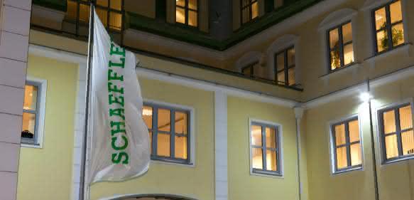 Schaeffler-Büro Moskau