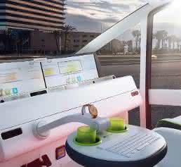 Intelligent Rolling Chassis: ZF entwickelt vernetztes Fahrgestell für Elektrofahrzeuge
