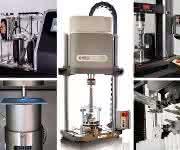 Materialprüfmaschinen für die Kunststoffindustrie