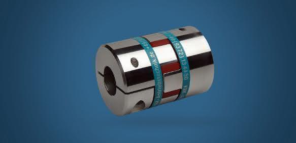 Elastomerkupplung Typ KBE2 KBK
