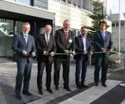 Eröffnung der neuen Lineartechnik-Zentrale von Schaeffler am Standort Homburg/Saar