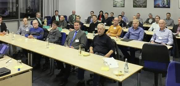Arburg Expertentreff Regionalkreises Alb-Schwarzwald-Baar