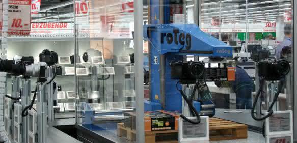 Roteg-Roboter Mediamarkt