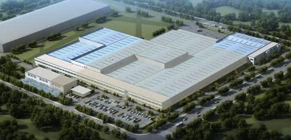 Neuer Standort für Lenksysteme in Changzhou