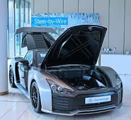 Steer-by-Wire-Fahrzeug
