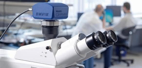 Mikroskopkamera