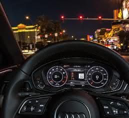 Audi Ampelinformation