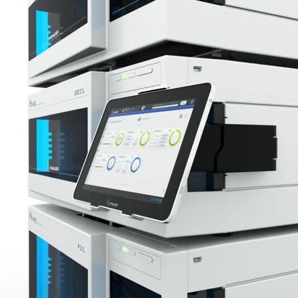 Knauer Azura® Mobile Control.