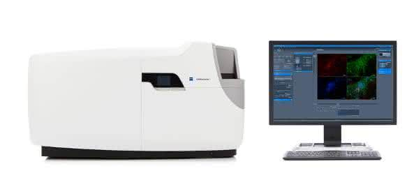 Lebendzellmikroskopie