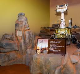 Space-Ausstellung im Verkehrshaus