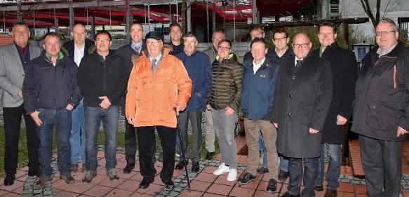 Richtfest der neuen Halle 7 bei Mayr Antriebstechnik in Mauerstetten