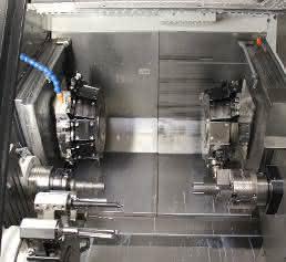 CNC-Drehzentrum