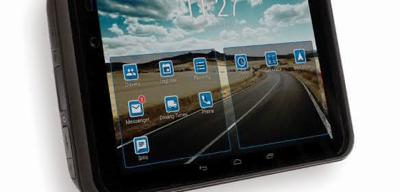 FleetXPS-Tablet