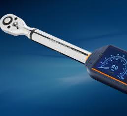 Elektronische Drehmomentschlüssel Garant