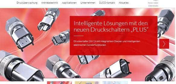 Internet-Relaunch: Suco gestaltet Webseite neu