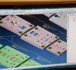 VISI 3D-Werkzeugbaulösung