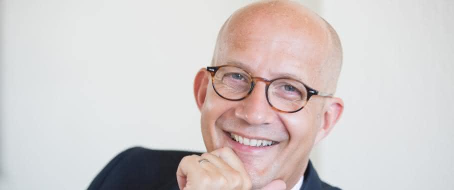 Hotset-Geschäftsführer Ralf Schwarzkopf