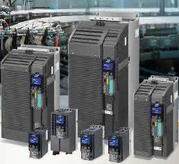 Siemens Sinamics G120C-Umrichterreihe