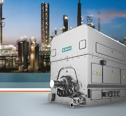 Hochspannungsmotorenreihe Simotics HV HP