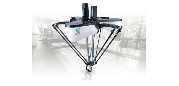 Delta Roboter von Mitsubishi Electric und Codian Robotics
