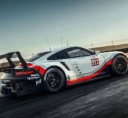 Porsche 911 RSR (991) Modelljahr 2017
