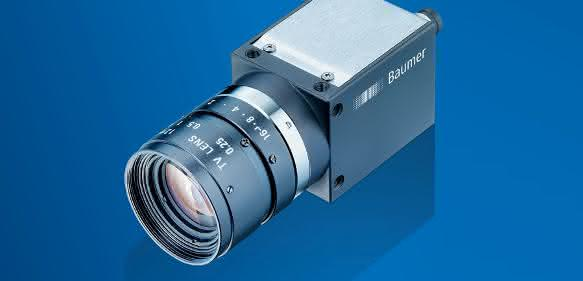 Baumer CX 12MP mit USB 3.0