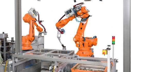Roboterzelle