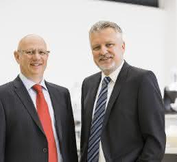 Hannes Hämmerle (links) und Wolfgang Humml