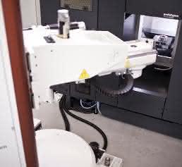 HSC-Fräsmaschine