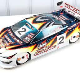 Modellauto Yokomo BD8