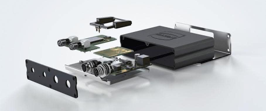 Harting UHF RFID Reader Plattform Mica
