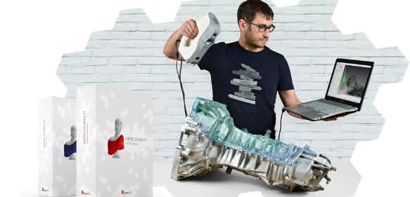 Artec 3D Formnext