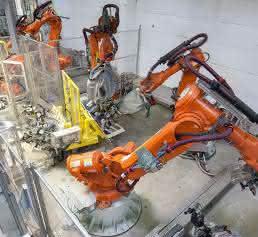 Robotersteuerung IRC5