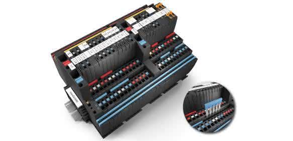 Stromverteilersystem maxGUARD von Weidmüller