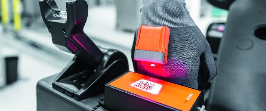 Proglove Handschuh mit Sensoren