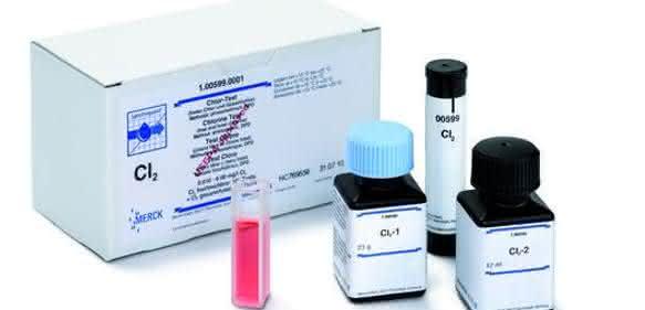 Testkits für Wasseranalytik