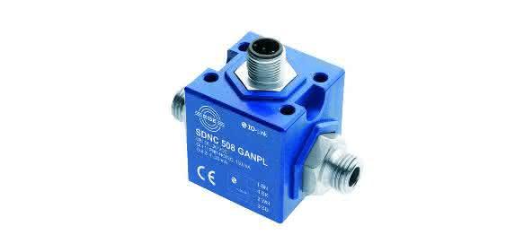 Strömungssensoren: Komfortabel konfigurieren per IO-Link