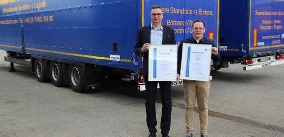Zertifizierung nach ISO 14001
