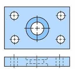 Symmetrie vergrößern