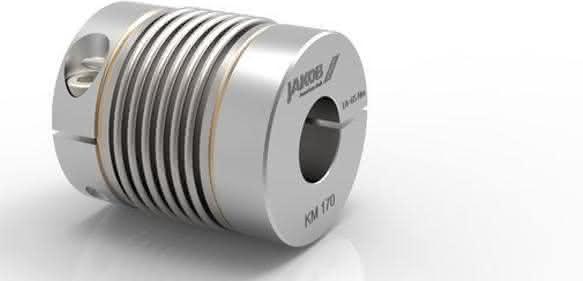 Metallbalgkupplung