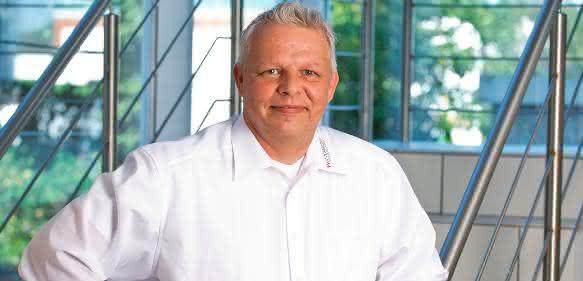 Peter Kochs ist Geschäftsführer Windsor Kunststofftechnologie in Hanau.