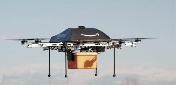 Drohnen bei Amazon