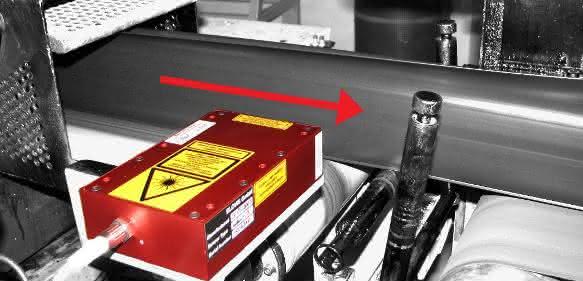 Die vollständige Überwachung von Qualitätsdaten in der Extrusion ist ein Einsatzgebiet der Messtechnik. (Bild Elovis)