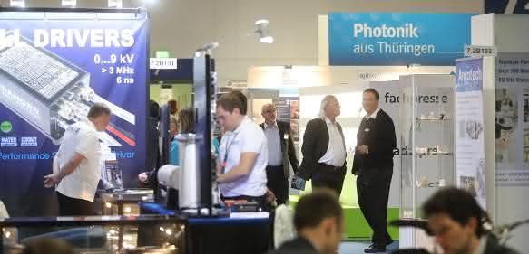 micro photonics 2016: Impression aus Halle 7.2b.