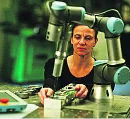 Roboter-Integration: Das Win-win-win-Programm