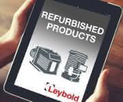 Neu im Angebot ist auch ein Gebrauchtgeräte-Markt, in dem über 700 generalüberholte Artikel verfügbar sind.